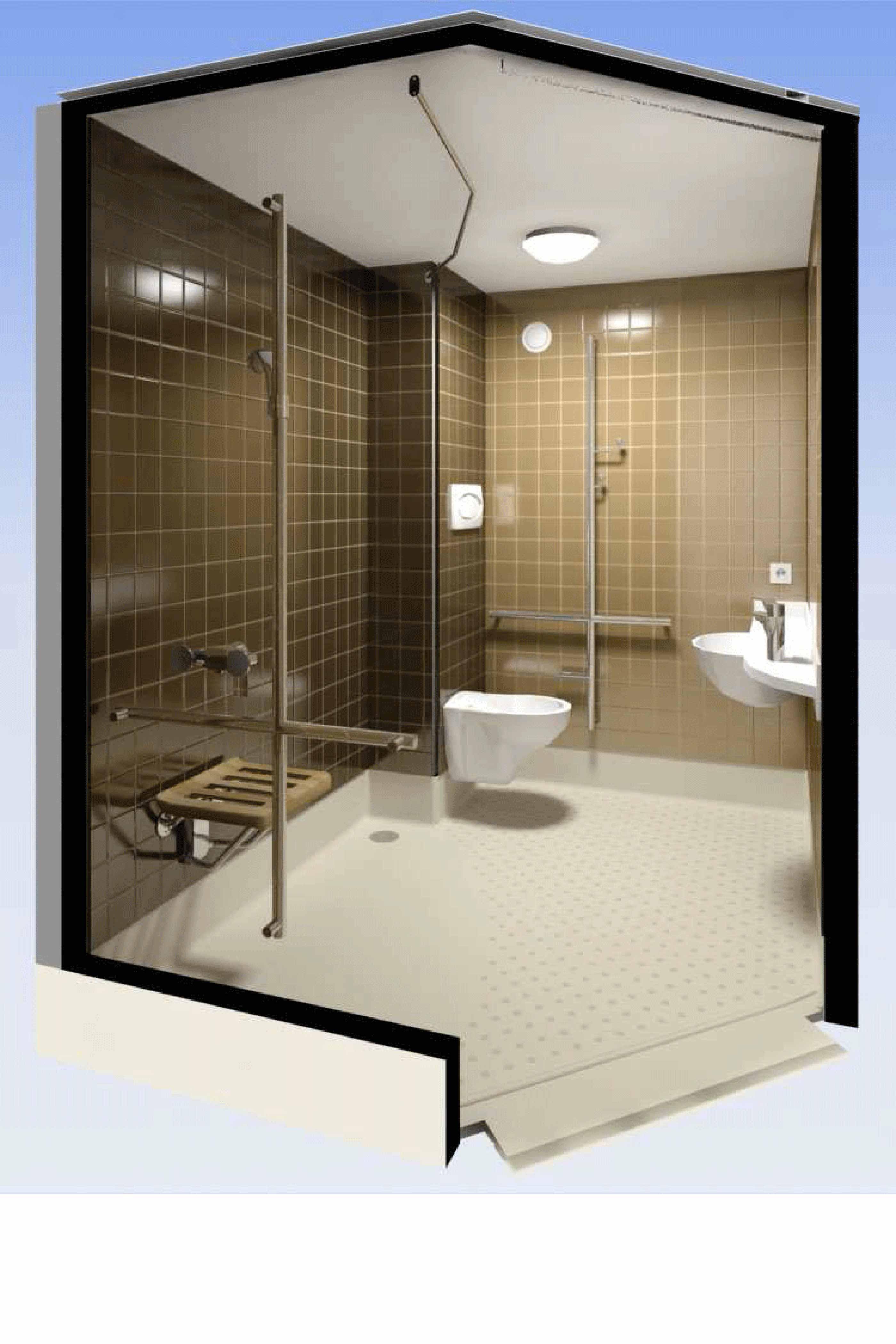 Arflex for Salle de bain en dur